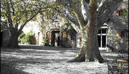 Pariserloff, vin og 1800-talls steinhus, en dyr og deilig drøm.  Foto: FINN.no Foto: FINN.no