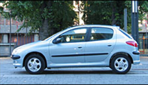 TEST - Peugeot 206 1,4 XT Premium