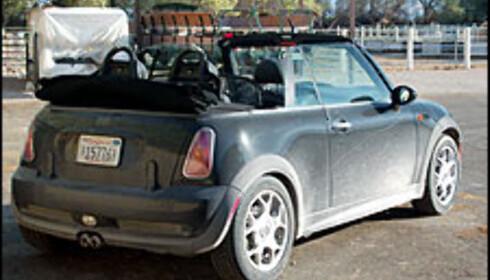 Mini kabriolet