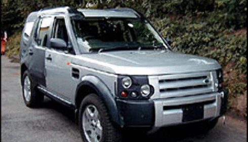 Land Rover Discovery anno 2004