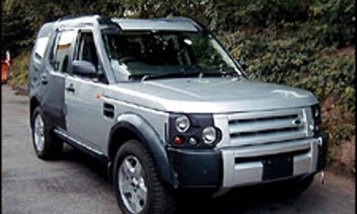 image: Land Rover Discovery anno 2004