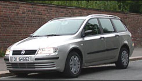 TEST: Fiat Stilo Multi Wagon