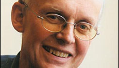 - For at et møbel skal bli et ikon for sin tid, må det ha visuell nerve, sier Vilhelm Lange Larssen, designrådgiver i Norsk Designråd.<br /> <br /> <I>Foto: Norsk Designråd</I>