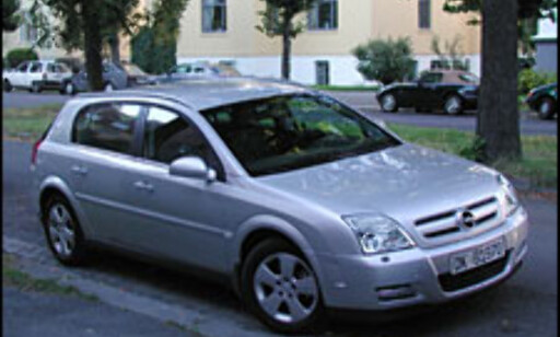 image: TEST: Opel Signum 2.0 DTH
