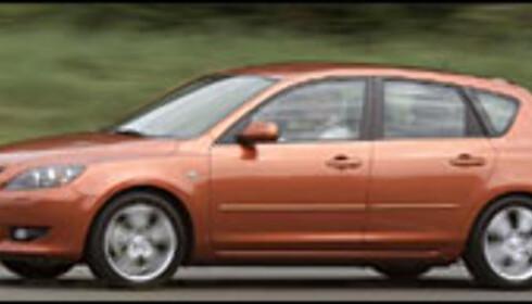 Enkle priser på Mazda 3
