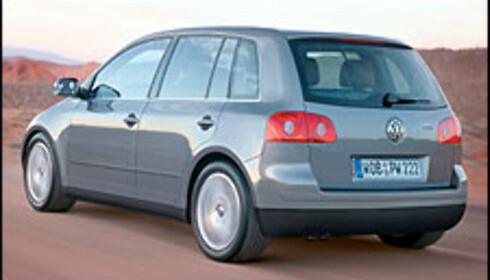 Volkswagen Golf Variant (bildet er manipulert).