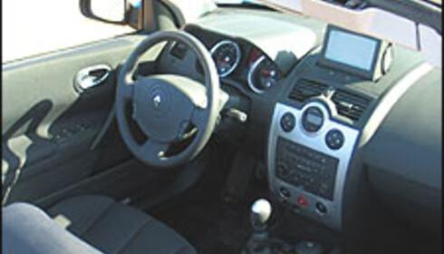 Renault Megane kupekabriolet