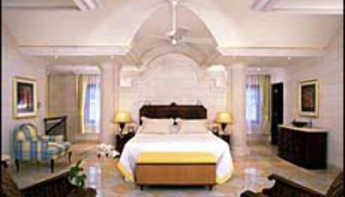 Du kan spare over 70 prosent på å velge riktig sesong for overnatting på Sandy Lane, St. James, Barbados.<br /> <I>Foto: Sandy Lane, St. James, Barbados</I> Foto: Sandy Lane, St. James, Barbados