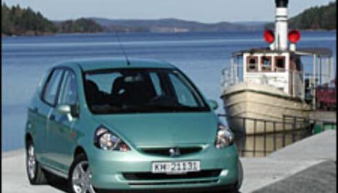 TEST: Honda Jazz CVT