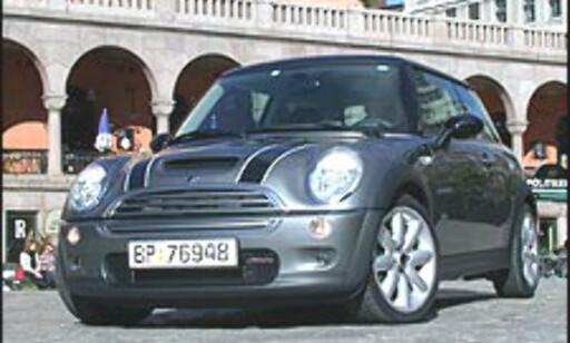 image: TEST: Mini Cooper S Works
