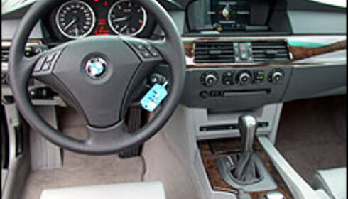 TEST: BMW 530d