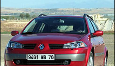 Renault Megane stasjonsvogn