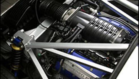 Første Ford GT solgt