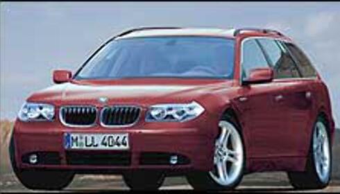 BMW 3-serie anno 2005?