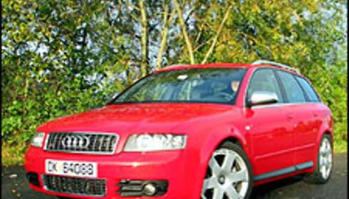 TEST: Audi S4 V8 4.2 Quattro
