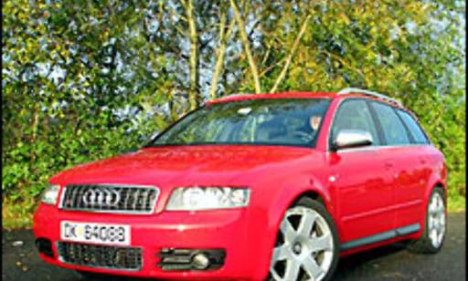 image: TEST: Audi S4 V8 4.2 Quattro