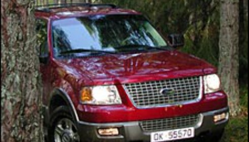 TEST: Ford Expedition