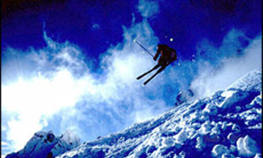 Chamonix i vinter? Foto: Torbein Gamst Foto: Torbein Kvil Gamst