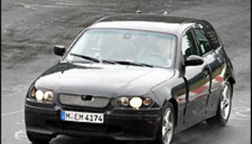 Liten BMW kommer neste år
