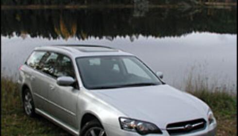 TEST: Subaru Legacy 2.0i stv