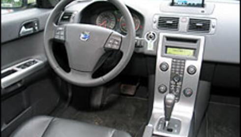 Liten og sprek Volvo S40
