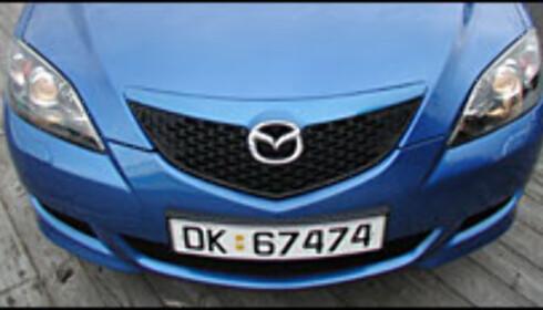 TEST: Mazda 3