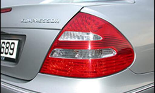 image: TEST: Mercedes-Benz E 200 Kompressor