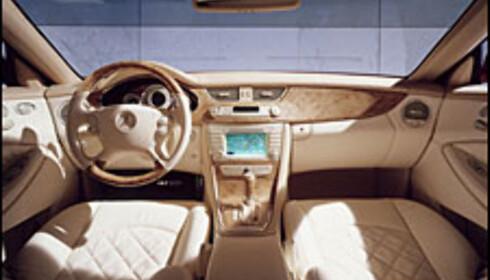 Ny Mercedes-klasse
