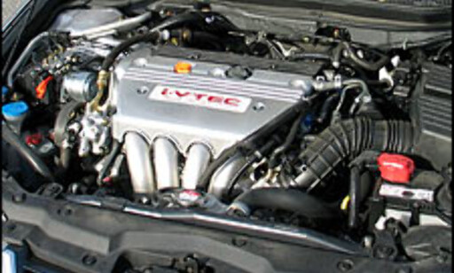 image: TEST: Honda Accord 2.4 Executive