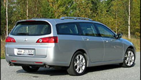 TEST: Honda Accord 2.4 Executive