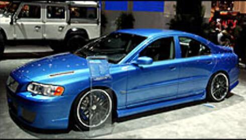 Volvo-versting med 500 hestekrefter