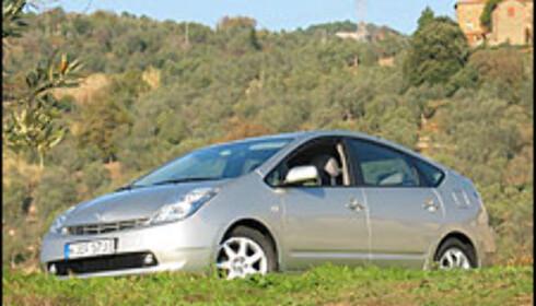 Toyota Prius enda smartere