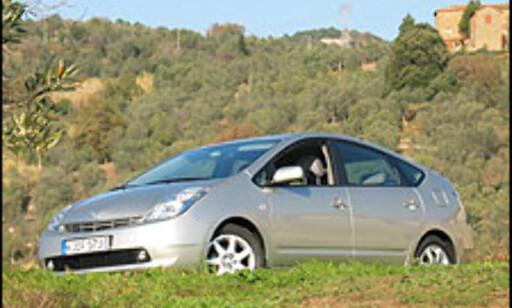 image: Toyota Prius enda smartere