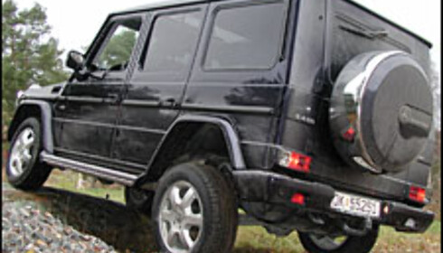 TEST: Mercedes-Benz G 400 CDI