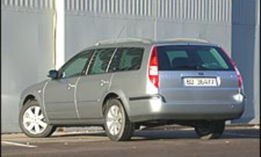 image: TEST: Ford Mondeo Ghia X