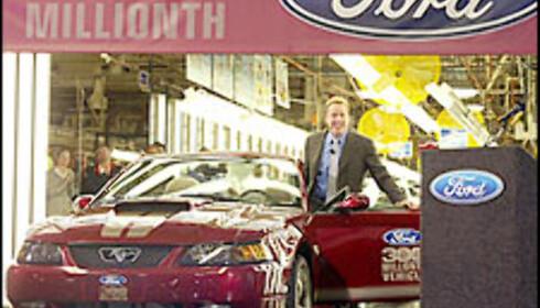 Ford nummer 300 millioner