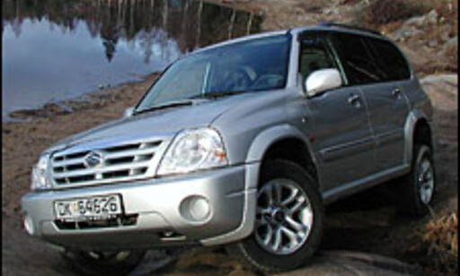 image: TEST: Suzuki Grand Vitara XL-7 TDI