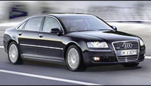 Audi A8 får V12-motor