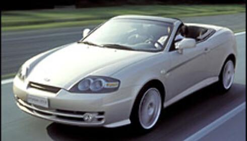 Hyundai-kabriolet kommer