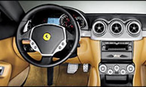 image: Ferrari 612 Scaglietti