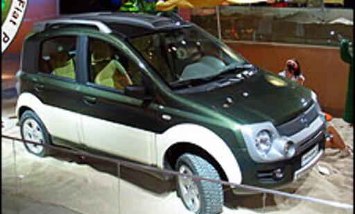 image: Fiat Panda 4x4 og SUV