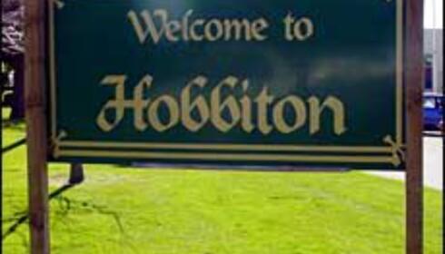 Velkommen til Hobbiton! Foto: Det newzealandske turistkontor Foto: Foto: Det newzealandske turistkontor