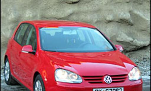 image: TEST: VW Golf 1.6 Sportline