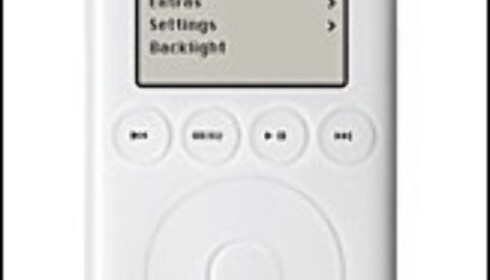 Omvendt januarsalg på iPod