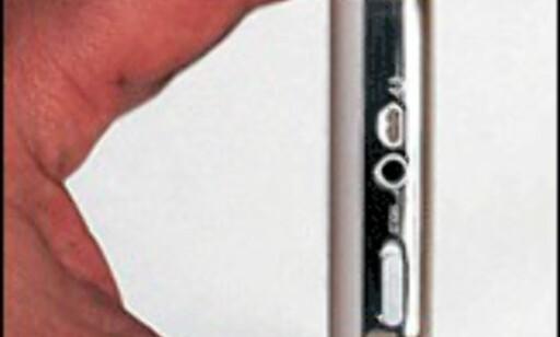 image: Omvendt januarsalg på iPod