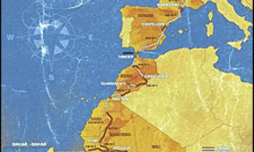 Kart: Dakar 2004