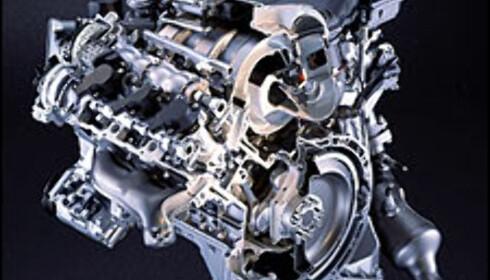 Ny V6 fra Mercedes