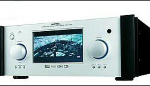 LCD-skjerm til begjær.