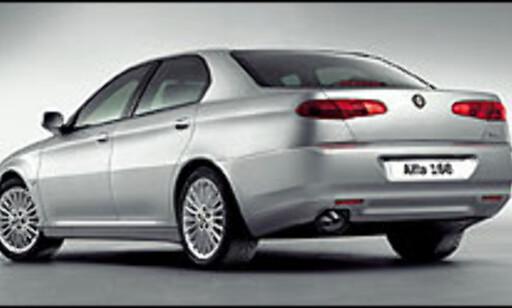 Alfa Romeo 166: 2 stk