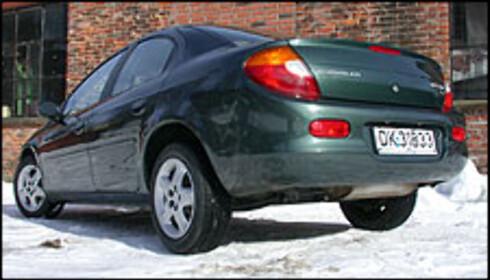Chrysler Neon: 21 stk.